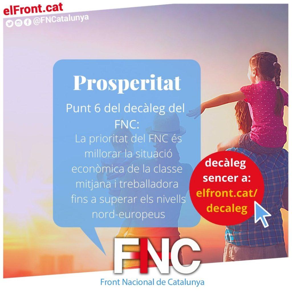 FNC ideologia sobre la prosperitat
