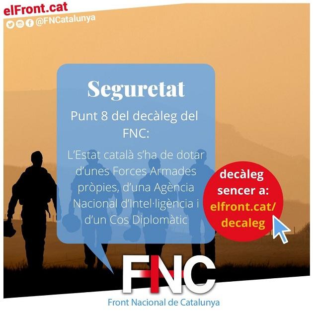 FNC - Seguretat